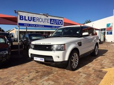 2012 Land Rover Range Rover Sport 3.0 D Hse Lux Western Cape Cape Town