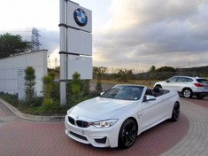 2015 BMW M4 Convertible M-DCT Kwazulu Natal Durban