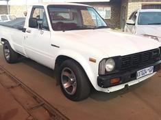1988 Toyota Hilux 1600 col. Shift Fc Ds  Gauteng De Deur