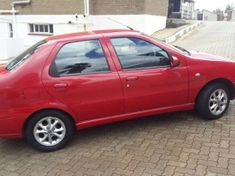 2003 Fiat Siena Ii 1.6 Elx  Gauteng Randburg