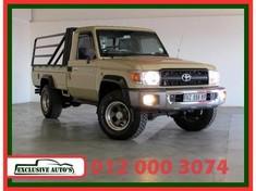 2011 Toyota Land Cruiser 79 4.0p Pu Sc  Gauteng Pretoria