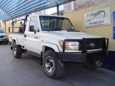 2007 Toyota Land Cruiser 70 4.2d Pu Sc  Gauteng Johannesburg