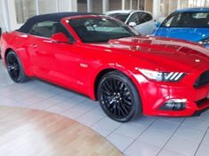 2017 Ford Mustang 5.0 GT Convertible Autosave R56000 Western Cape Paarden Island