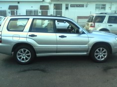 2005 Subaru Forester 2.5 Xsel At Western Cape Diep River
