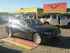 2005 BMW 7 Series 750i e65  Gauteng North Riding