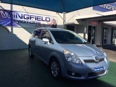 2009 Toyota Verso 1.6 Sx  Western Cape Cape Town