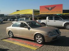 2002 Jaguar S-Type 3.0 V6 Se At  Gauteng North Riding