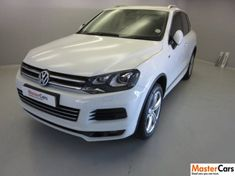 2013 Volkswagen Touareg 3.0 V6 Tdi Tip Blu Mot 180kw  Western Cape Tokai