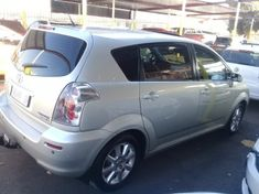 2008 Toyota Verso 1.8 Tx Gauteng Johannesburg