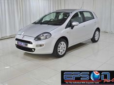 2013 Fiat Punto 1.4 Easy 5dr  Gauteng Nigel