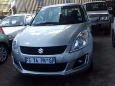 2015 Suzuki Swift 1.4 Gl  Gauteng Johannesburg