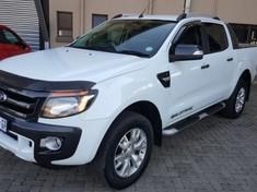 2014 Ford Ranger 3.2TDCi WILDTRAK Auto Double Cab Bakkie Gauteng Vanderbijlpark