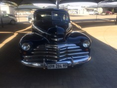 1948 Chevrolet Fleetline Aero Sedan Gauteng Pretoria
