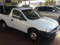 2002 Opel Corsa Utility 1.7d Pu Sc  Gauteng Pretoria
