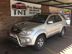 2007 Toyota Fortuner 3.0d-4d Raised Body  Mpumalanga White River
