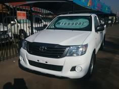 2014 Toyota Hilux 2.0 Vvti S Pu Sc  Gauteng Pretoria