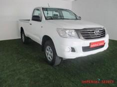 2013 Toyota Hilux 2.5 D-4d Srx 4x4 Pu Sc  Western Cape George