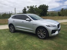 2017 Jaguar F-Pace 3.0D AWD S Gauteng Four Ways