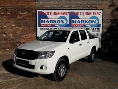 2013 Toyota Hilux 2.5d-4d Srx 4x4 Pu Dc  Gauteng Springs