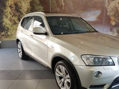 2011 BMW X3 Xdrive35i Exclusive At  Gauteng Pretoria