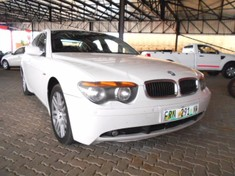 2003 BMW 7 Series 730d e65  North West Province Klerksdorp