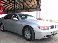 2003 BMW 7 Series 745i e65  North West Province Klerksdorp