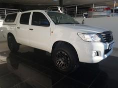 2016 Toyota Hilux 2.5d-4d Srx 4x4 Pu Dc Gauteng Menlyn