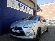 2016 Citroen DS3 1.2 Puretech Style 3-Door 81kW Gauteng Hatfield