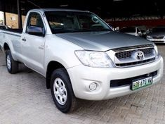 2008 Toyota Hilux 2.5d-4d Srx Pu Sc  North West Province Klerksdorp