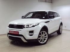 2012 Land Rover Evoque Si4 DYNAMIC 2.0 AUTO FULLY LOADED SPORTS SEATS FSH Gauteng Benoni