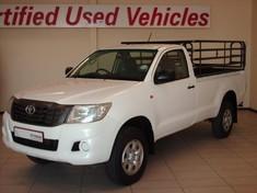 2014 Toyota Hilux 2.5 D-4d Srx 4x4 Pu Sc  Western Cape Bredasdorp