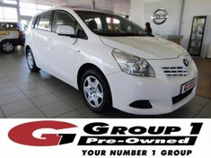 2012 Toyota Verso 1.6 S  Western Cape Kuils River