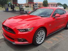 2017 Ford Mustang 2.3 Ecoboost Gauteng Vanderbijlpark