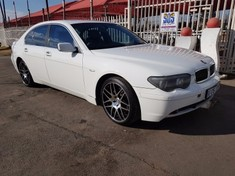 2004 BMW 7 Series 740i Gauteng Ridge Terrace