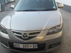 2007 Mazda 3 2.3 Individual  Gauteng Vereeniging