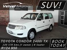 2005 Toyota Condor 2400i Tx 4x4 Gauteng Vereeniging