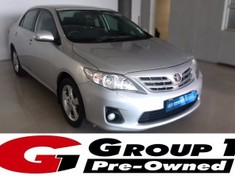 2013 Toyota Corolla 2.0 Exclusive At  Gauteng Midrand