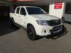2014 Toyota Hilux 2.5d-4d Srx 4x4 Pu Dc  Eastern Cape East London