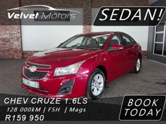 2014 Chevrolet Cruze Chev Cruze Gauteng Vereeniging