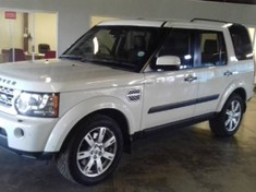 2011 Land Rover Discovery 4 3.0 Tdv6 Se  Gauteng Benoni