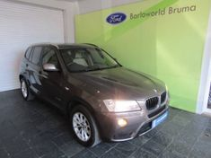2011 BMW X3 Xdrive20d At  Gauteng Johannesburg