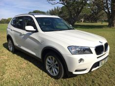 2013 BMW X3 Xdrive20d Exclusive At Eastern Cape East London