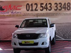 2013 Toyota Hilux 2.5 D-4d Srx Rb Pu Sc Gauteng Pretoria
