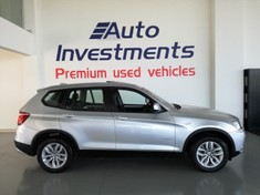 2013 BMW X3 Xdrive20d At  Gauteng Vanderbijlpark
