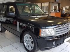 2009 Land Rover Range Rover Tdv8 Vogue Se  Western Cape Worcester