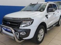 2014 Ford Ranger 3.2TDCi WILDTRAK AT PU DC Mpumalanga Nelspruit