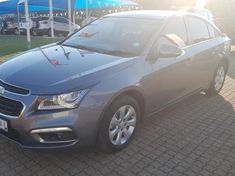 2016 Chevrolet Cruze 1.6 LS Limpopo Tzaneen