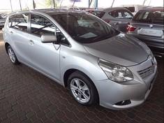 2009 Toyota Verso 1.6 Sx  Gauteng Pretoria