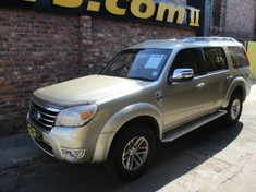 2011 Ford Everest 3.0 Tdci Xlt  Gauteng Pretoria