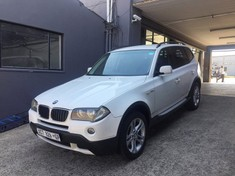 2008 BMW X3 Xdrive20d At  Gauteng Vanderbijlpark